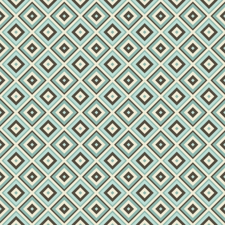 seamless geometric pattern mint color