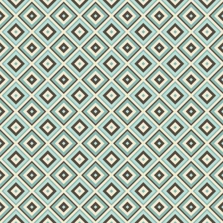 seamless geometric pattern mint color