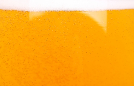 Light beer background photo