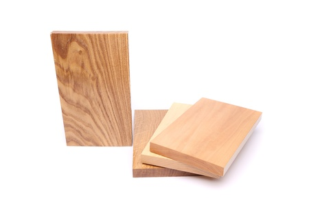basswood: One board (acacia) and three boards (lime, elm, oak)