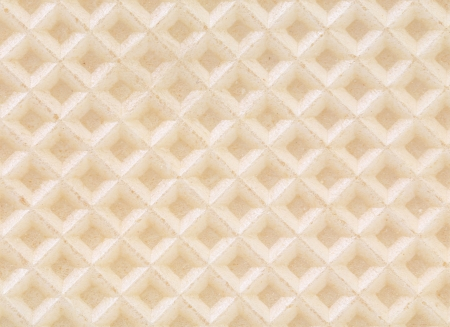 Closeup of wafer background texture. Macro. Background. Stock Photo - 20993433