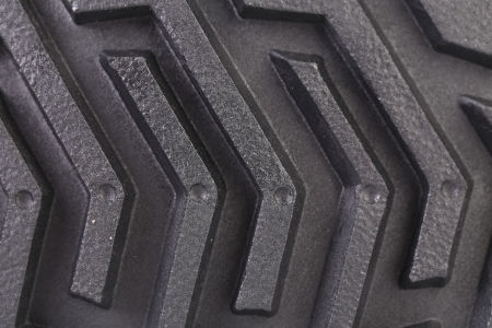 Background of the rubber soles. Close up. photo