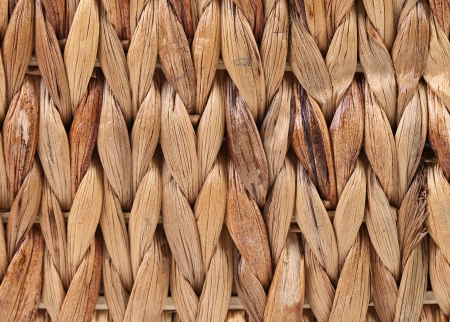 wicker work: Wicker Basket texture. Close up. Whole background.