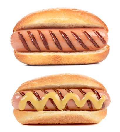 Two big Hotdogs photo