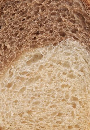 Tasty bread closeup. photo