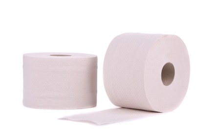 Toilet paper. photo