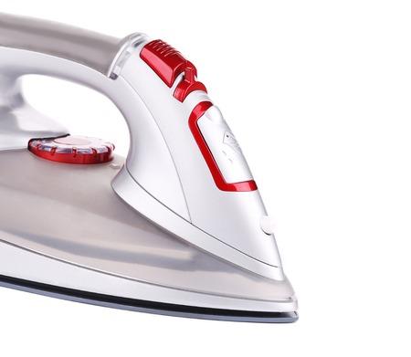 Close up of ironing tool. Whole background. photo