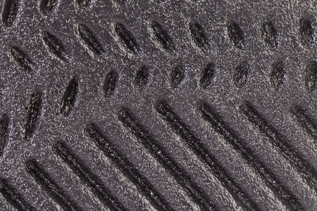 Background of the rubber soles in te closeup Stock Photo