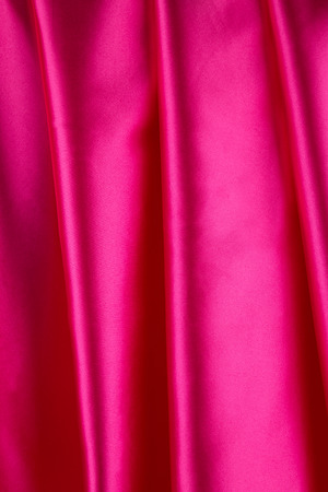 texture cloth: Pink deep silk texture cloth. Close up. Whole background.