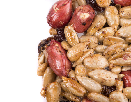 candied: Candied peanuts sunflower seeds