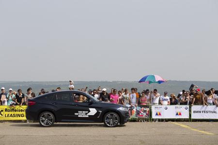 BMW Festival in Chisinau Republic of Moldova July 30 2016. Parade BMW models. Sajtókép