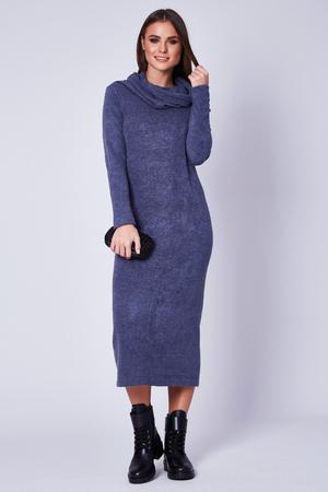 Stilvolles Elegantes Modernes Langes Kleid Der Schönen Jungen Sexy ...