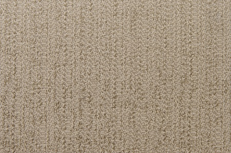 table top view: Tan cloth fabric material pattern close up