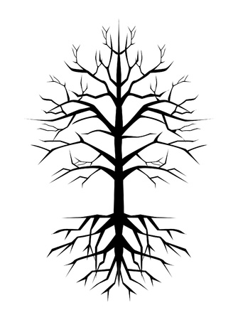 old tree Stock Vector - 17444882