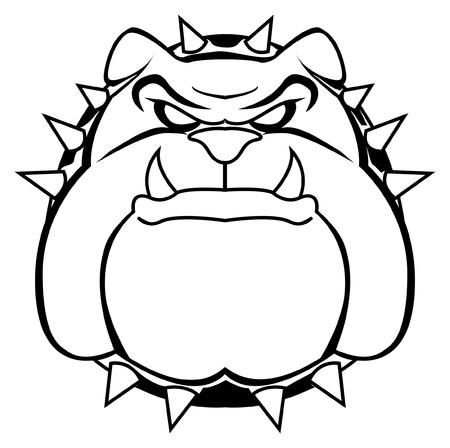 mongrel: bulldog