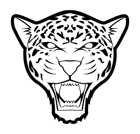 jaguar Stock Vector - 17444838