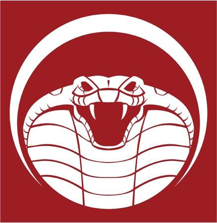 cobra: cobra emblema