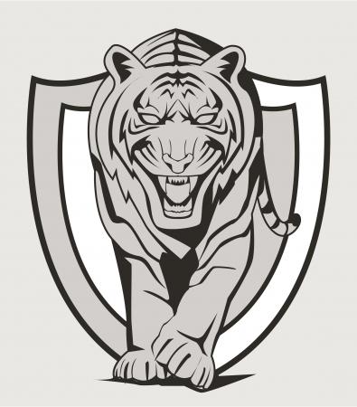 bengals: tiger emblem