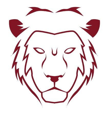 lion symbol Stock Vector - 17444569