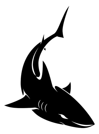 shark Stock Vector - 17444707