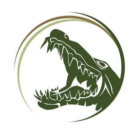 croc Stock Vector - 17444725