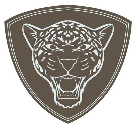 leopard Stock Vector - 17444813