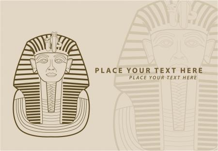 pharaoh Stock Vector - 17445079