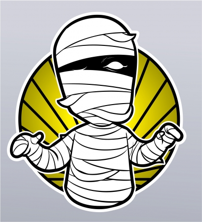 Mummy Vector