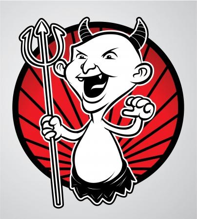 devil Stock Vector - 19622609