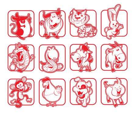 chinese pig: zodiaco chino
