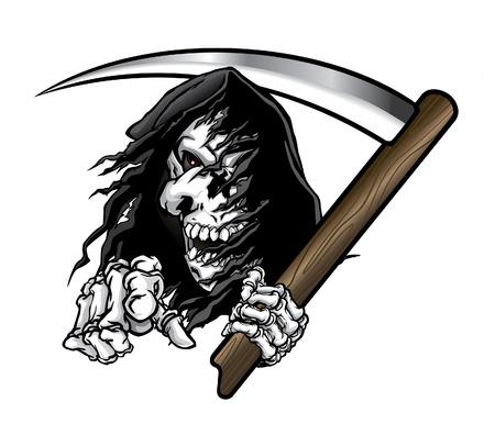 reaper: Sensenmann