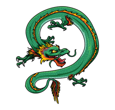 chinese new year dragon: Dragon