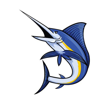 pez vela: Marlin Fish