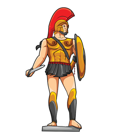 roman empire: Spartan