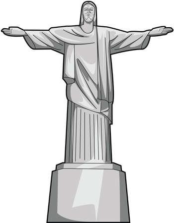 Rio De Jeneiro Vector