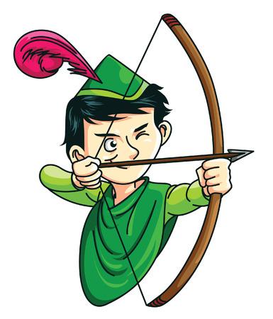Robin Hood Vector