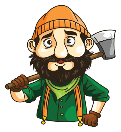 leñador: Lumber Jack
