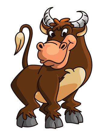 Buffalo Cartoon