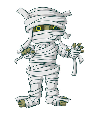 mummies Vector