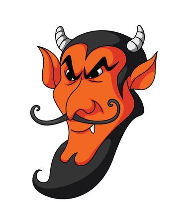 evil face: Evil Face