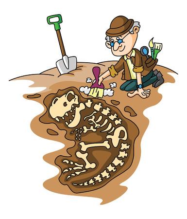 Archeolog Vector