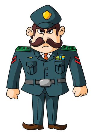 General Army Vector