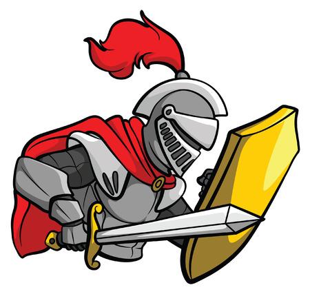 helmets: knight sword