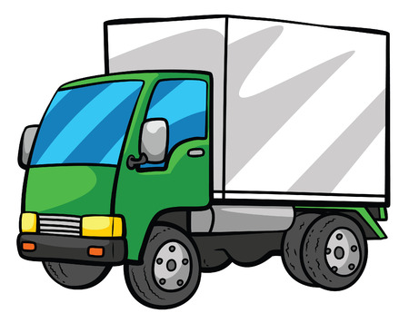 Truck Stock Vector - 33042333