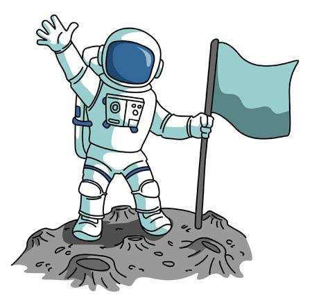 cosmonaut: Astronaut