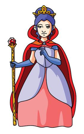 monarchy: Queen