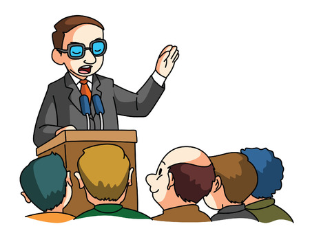 oratory: políticos