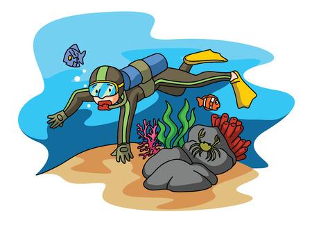 scuba: Scuba Dive