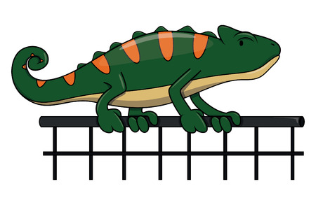 chamaeleo: Climb Chameleon