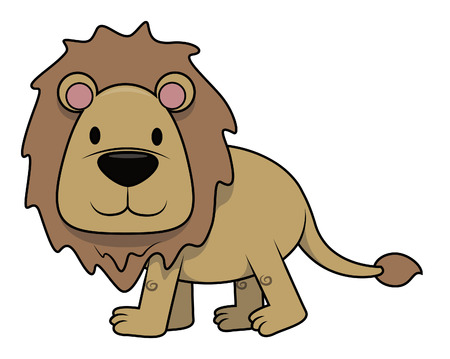 lion baby: Baby lion